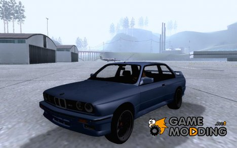1990 BMW M3 E30 для GTA San Andreas