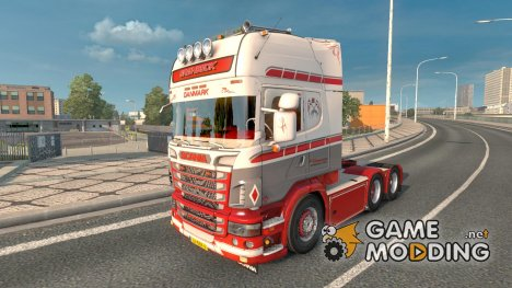 Scania R560 Gronbeck для Euro Truck Simulator 2