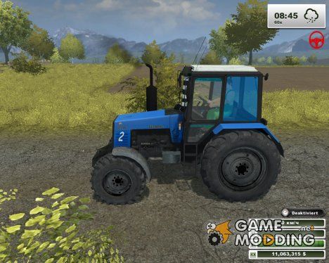 МТЗ 1221 for Farming Simulator 2013