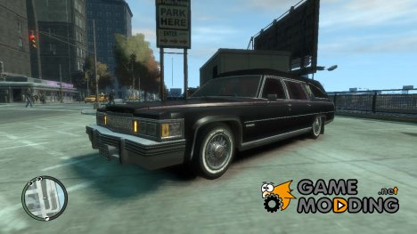 1978 Cadillac Fleetwood Hearse for GTA 4