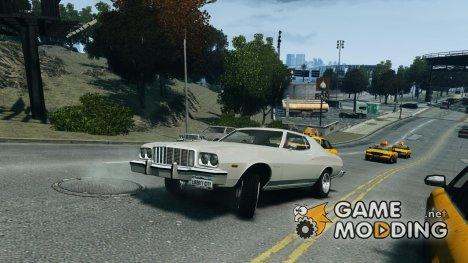 Ford Gran Torino 1975 for GTA 4
