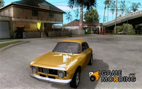 Alfa Romeo Giulia Sprint 1965 for GTA San Andreas