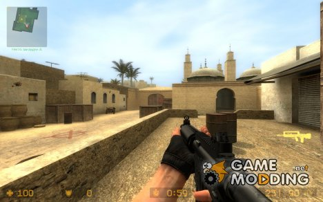 Custom Hack M4a1 for Counter-Strike Source
