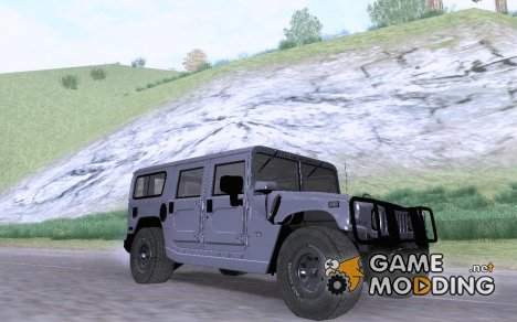 Hummer H1 Alpha Off Road Edition для GTA San Andreas