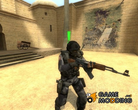 Urban SAS for Counter-Strike Source