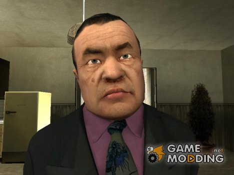 Zhe Yun Wong from Mafia II for GTA San Andreas