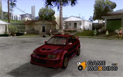 Mitsubishi Lancer Evo 6 for GTA San Andreas