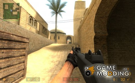 Benelli M3 Animations for Counter-Strike Source