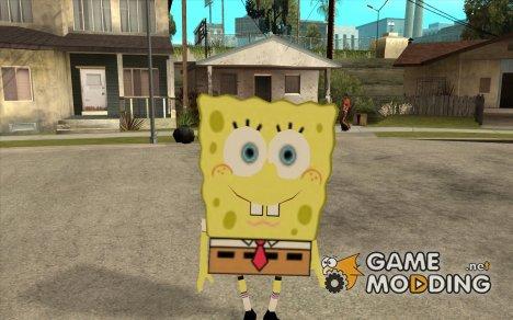 Sponge Bob for GTA San Andreas