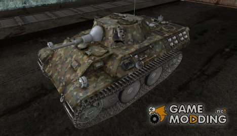 VK1602 Leopard 6 for World of Tanks