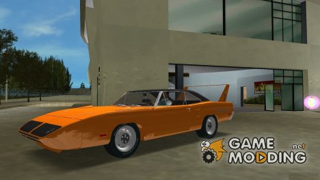Plymouth Superbird 1970 for GTA Vice City