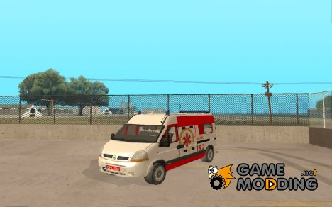 Пак транспорта спецслужб for GTA San Andreas