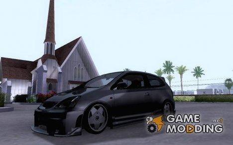 Honda TypeR Tuned для GTA San Andreas