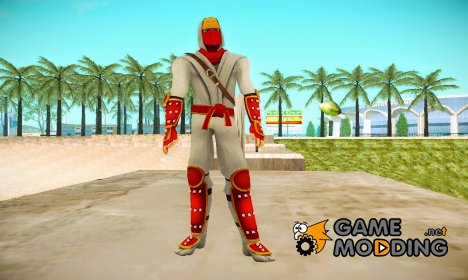 Скин Joe Musashi (SEGA Shinobi) for GTA San Andreas