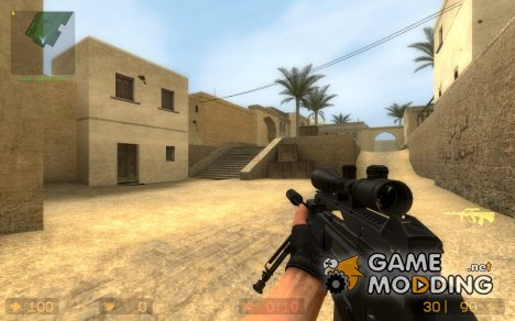 G36 Aug для Counter-Strike Source