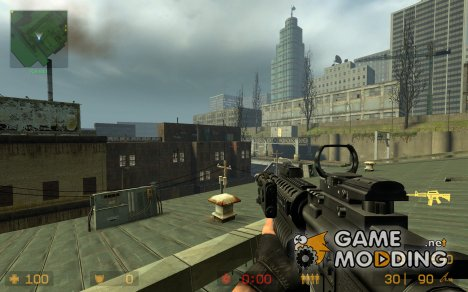 Call of Duty 4 M4A1 SOPMOD for Counter-Strike Source