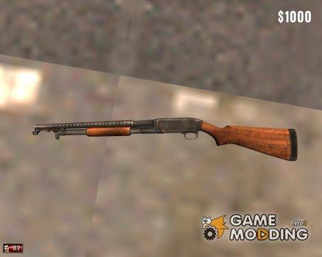 Winchester M1912 Trench Gun for Mafia: The City of Lost Heaven