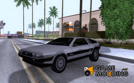1983 DeLorean DMC-12 for GTA San Andreas