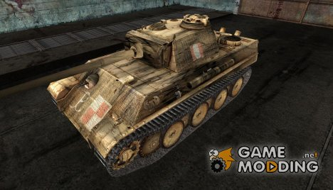 PzKpfw V Panther 24 for World of Tanks