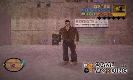 Нико Беллик for GTA 3