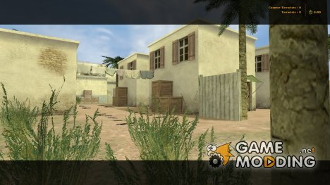 fy_tuscan для Counter-Strike 1.6
