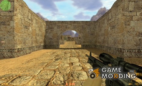 M16a4 для Counter-Strike 1.6