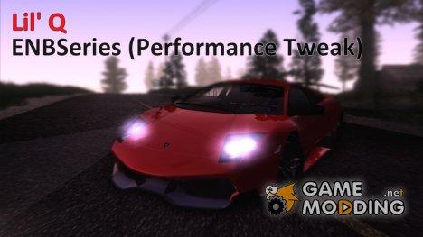 Lil' Q Enb Series for GTA San Andreas