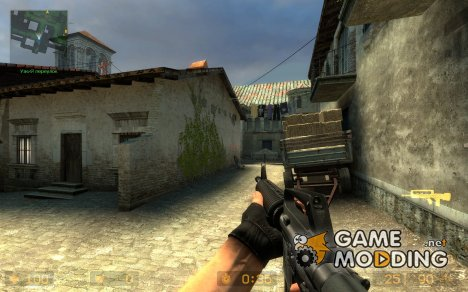 Colt M16A2 для Counter-Strike Source