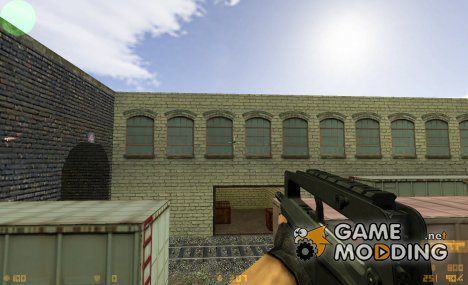 Famas G2 On Jennifer Animations for Counter-Strike 1.6