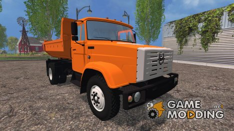 ЗИЛ ММЗ 45085 for Farming Simulator 2015