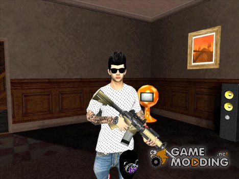 Swag Boy for GTA San Andreas