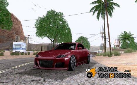 Mazda RX8 VIP for GTA San Andreas