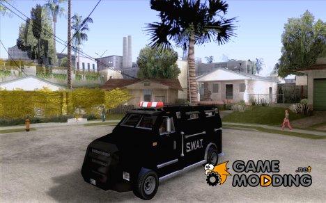 Swat III Securica for GTA San Andreas