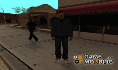 Beta man для GTA San Andreas