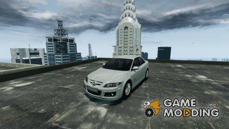 Mazda 6 MPS for GTA 4