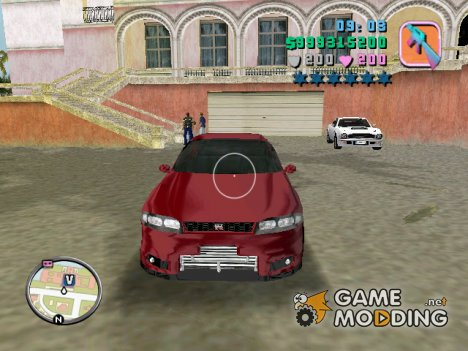 Nissan Skyline R33 GT-R v1.2 for GTA Vice City