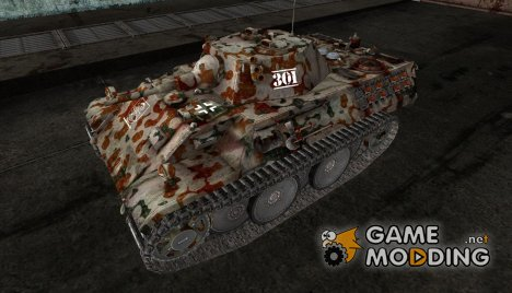VK1602 Leopard 19 для World of Tanks