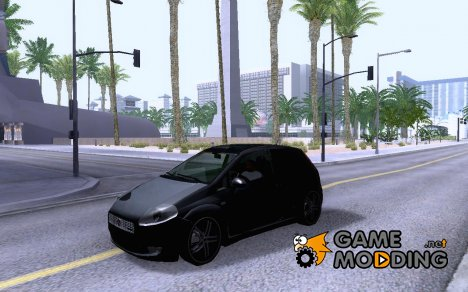 Fiat Punto Multijet for GTA San Andreas