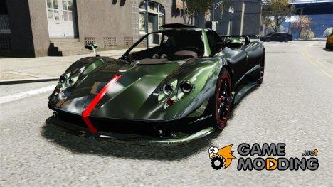 2009 Pagani Zonda Cinque for GTA 4