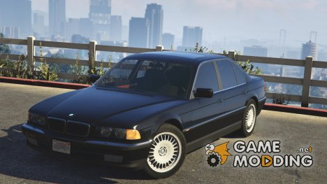 BMW 750i E38 for GTA 5
