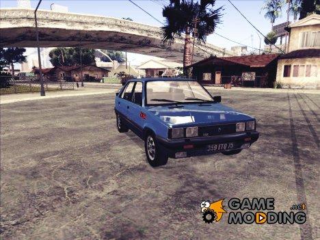 Небольшой пак машин для GTA San Andreas