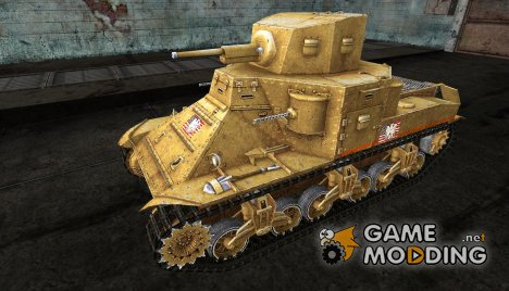 M2 med for World of Tanks