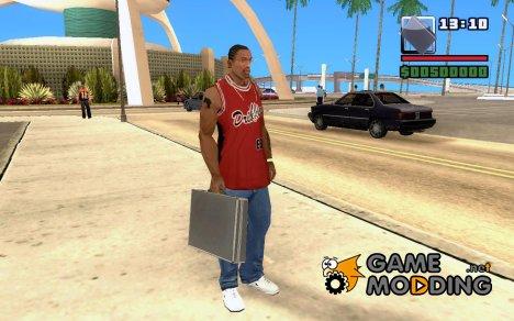 Чемодан из COD MW 2 для GTA San Andreas