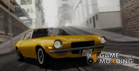 1970 Chevrolet Camaro Z28 for GTA San Andreas
