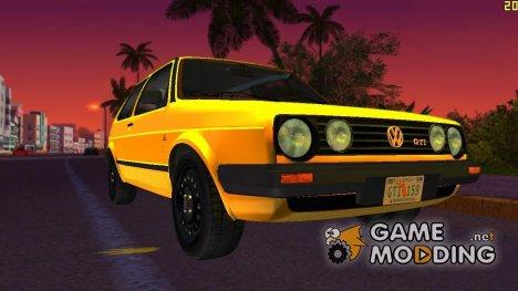Volkswagen Golf II 1991 for GTA Vice City
