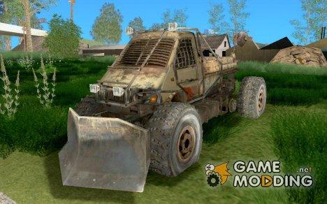 Metro 2033 Monster for GTA San Andreas
