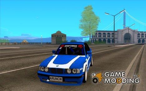 BMW E34 V8 для GTA San Andreas
