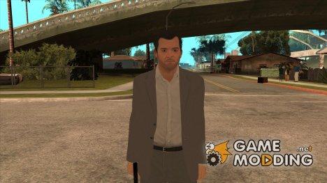 Michael для GTA San Andreas