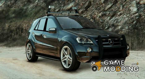 2009 Mercedes-Benz ML63 AMG FBI 2.0 for GTA 5