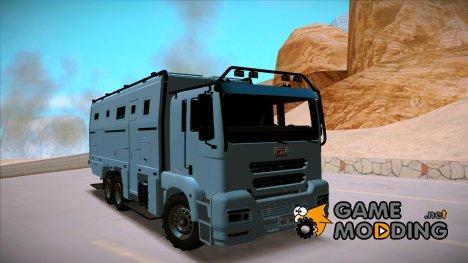 GTA 5 HVY Brickade IVF для GTA San Andreas